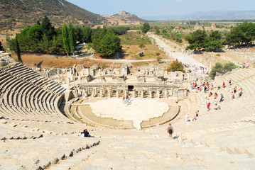 Ancient Ephesus, Turkey