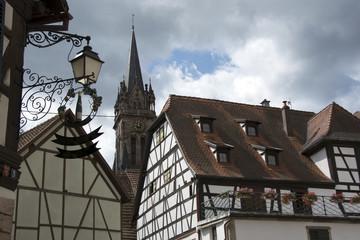 Dambach, Alsazia, Francia, Europa
