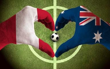 Peru vs Australia
