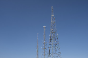 Radio Mobile Base Station Radio Antenna Tower