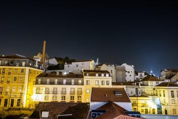 Alfama, Lissabon, Portugal