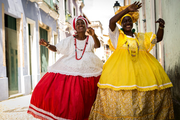 Brazilian women of African descent, Bahia, Brazil