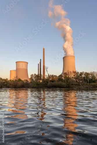 Großkrotzenburg Kraftwerk