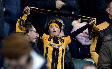 FA Cup Second Round - Milton Keynes Dons vs Maidstone United