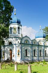 Orthodoxe Christi Verklärungs-Kirche von Cesis, Lettland