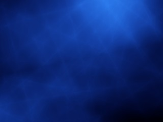 Dark sky moon abstract blue template background