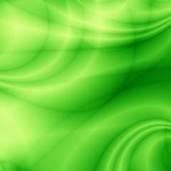 Bright green nature eco abstract wallpaper