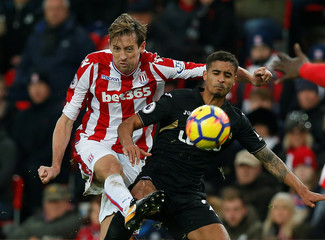 Premier League - Stoke City vs Swansea City