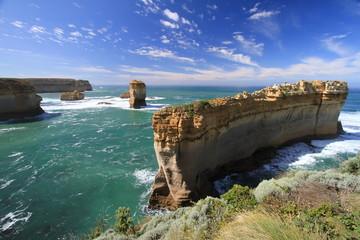 Views of Great Ocean Road, Australia