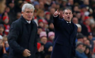 Premier League - Stoke City vs Swansea City