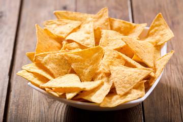 mexican nachos corn chips
