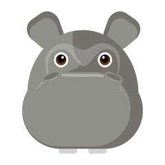 Avatar of a hippo