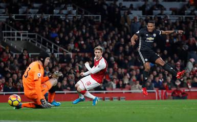 Premier League - Arsenal vs Manchester United
