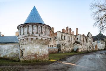 Ruins of Feodorovsky town, Tsarskoye Selo