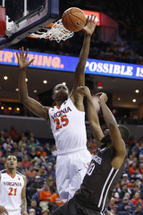 NCAA Basketball: Lehigh at Virginia