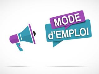mégaphone : mode d'emploi
