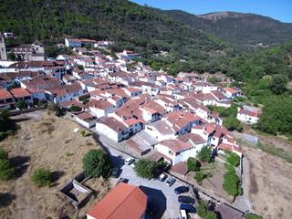 Linares de la Sierra,municipio español de la provincia de Huelva, Andalucía  (España)