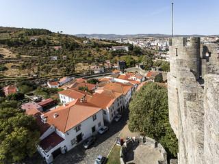 Braganca Citadel View