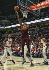 NCAA Basketball: Virginia Tech at Mississippi
