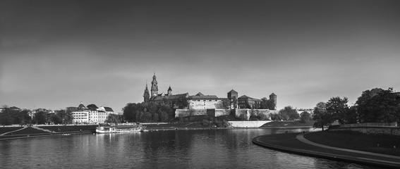 Fototapete - Wawel Hill in Krakow
