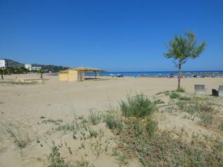 Benicassim. Pueblo de costa en Castellon ( Comunidad Valenciana, España)