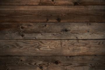 Old floorboard dark wood background