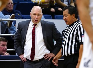 NCAA Basketball: St. Mary's at California