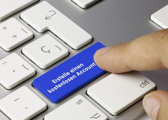 Erstelle einen kostenlosen Account