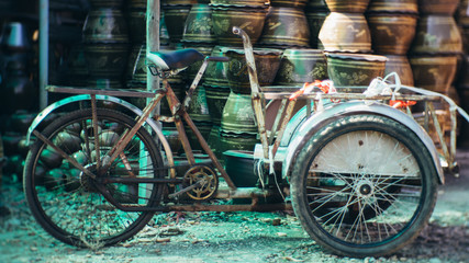Three wheel bicycle