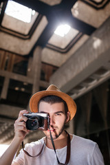professional photographer lifestyle. art creativity inspiration vision ideas concept