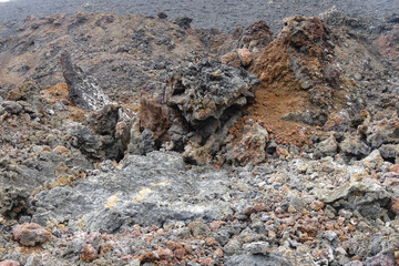 Roche volcanique - Ile de La Palma