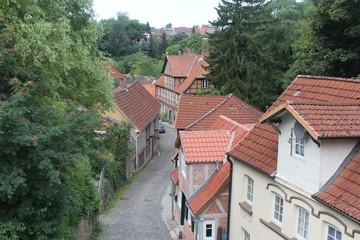 Altstadt in Lauenburg