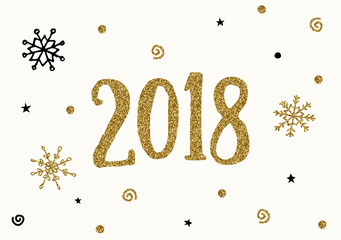 2018 Greeting Card Template