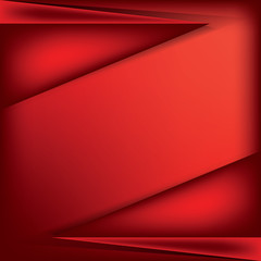 Red geometric texture. Abstract background vector can be used in cover design, book design, website background, banner, poster, advertising.