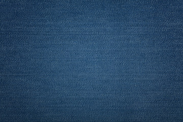 Blue washed jeans denim texture background