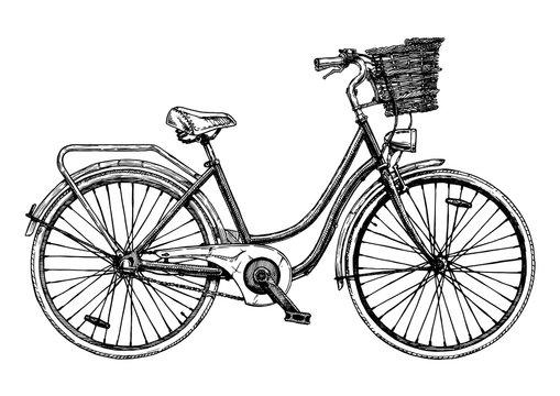 European city bike