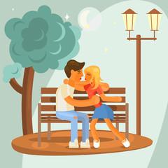 Love concept design