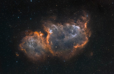 IC 1848 - The Soul Nebula