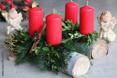 Weihnachtsdeko Aus Naturmaterial Selbstgemacht