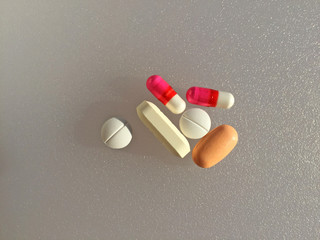 Prescription psychiatric medication or pills