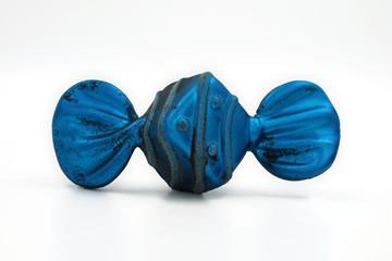 Blaues Bonbon