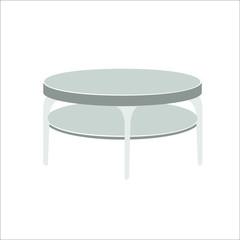 Table icon.  illustration