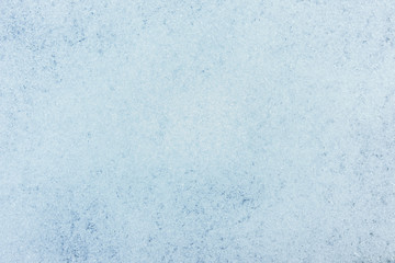 Snowy texture close-up - winter background