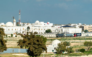 Government of Kairouan Governorate, Tunisia