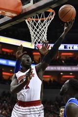 NCAA Basketball: Seton Hall at Louisville