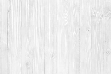 White wooden textured background