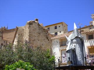 Chinchilla de Montearagon. Pueblo en la provincia de Albacete (Castilla La Mancha, España)