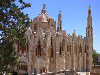 Novelda. Pueblo de España situado en el interior de la provincia de Alicante (Comunidad Valenciana)