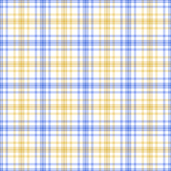 Seamless checkered tartan plaid pattern