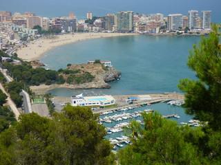 Oropesa del Mar. Localidad de playa en Castellon (Comunidad Valenciana, España)